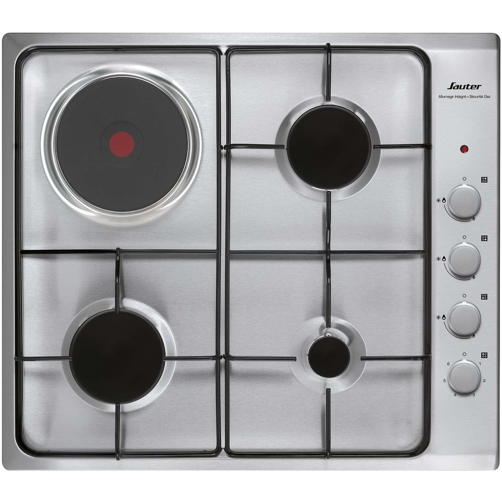 Cuisine Au Gaz Ou Induction les plaques de cuisson | sauter électroménager